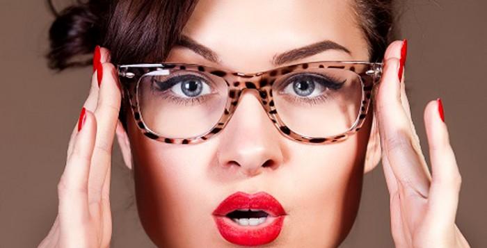 schminktipps brillenträger