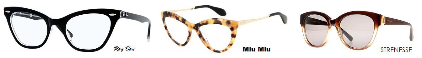 Cat Eye Brille