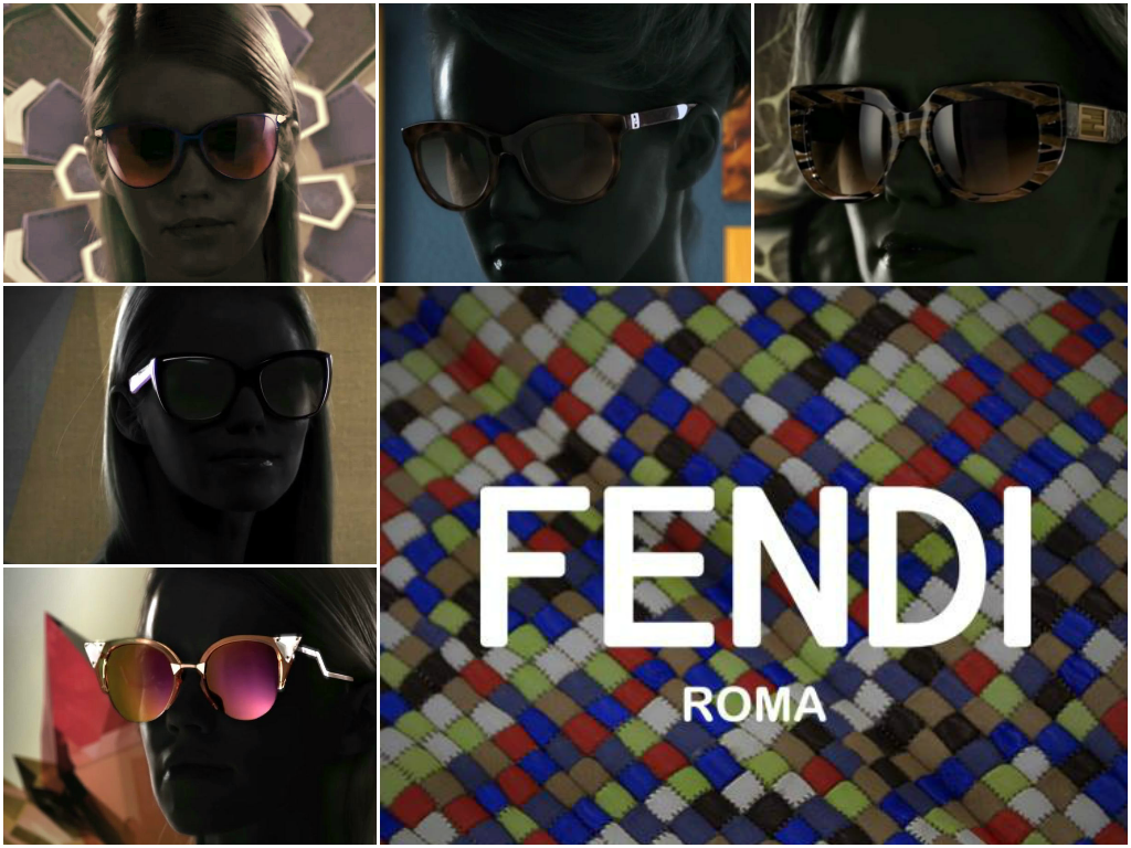 Fendi 2014-15 Brillen Kollektion - Brillen Trends & Themen