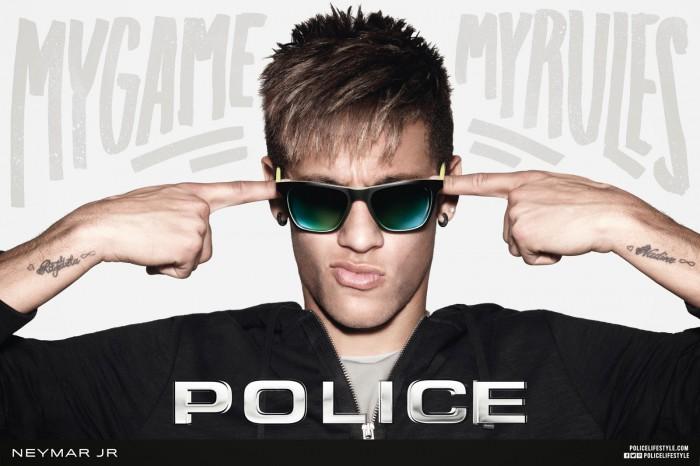 Neymar Police