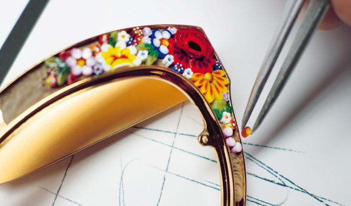 mosaico eyewear von dolce gabbana brillen trends themen. Black Bedroom Furniture Sets. Home Design Ideas