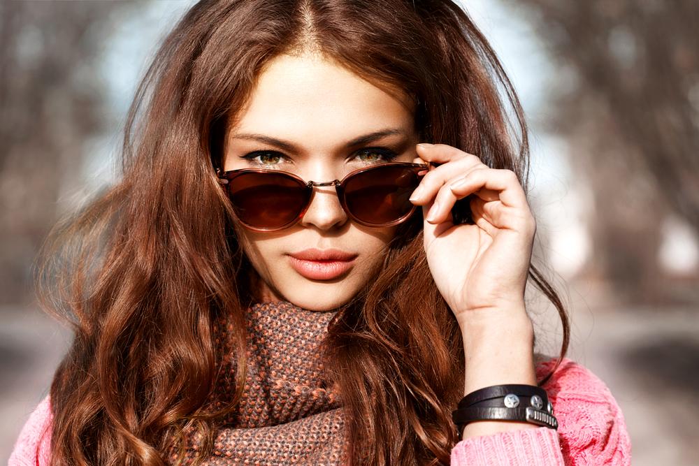 B wie Browline-Brillen - Brillen Trends & Themen