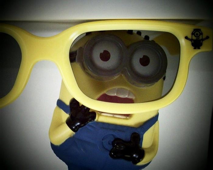 3D Filme für Brillenträger