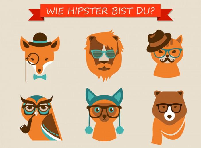 wie hipster bist du?