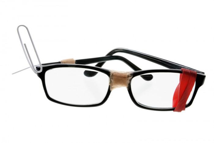 Versicherung für Brillen