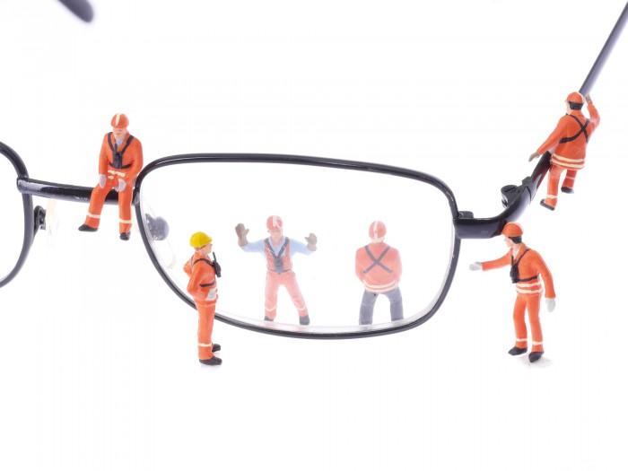 brillen härtetest