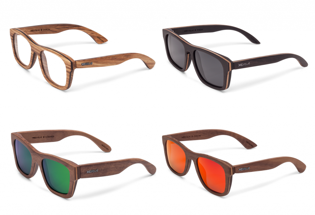 wood fellas brille