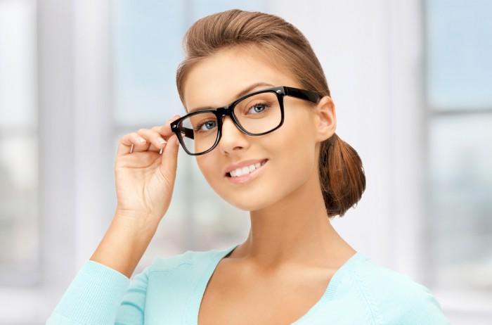 das erste mal mit brille
