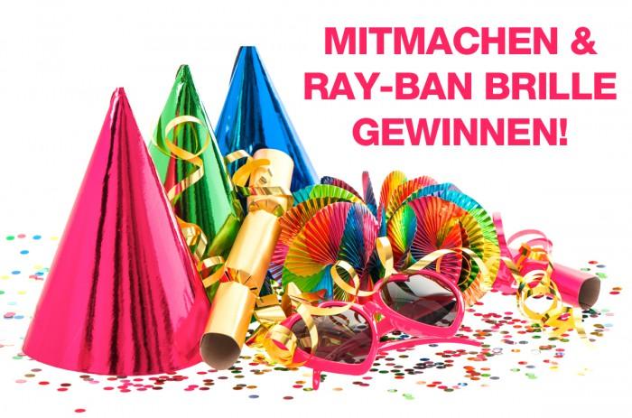 Ray Ban Brille Gewinnspiel