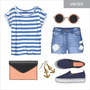 Sommer Look