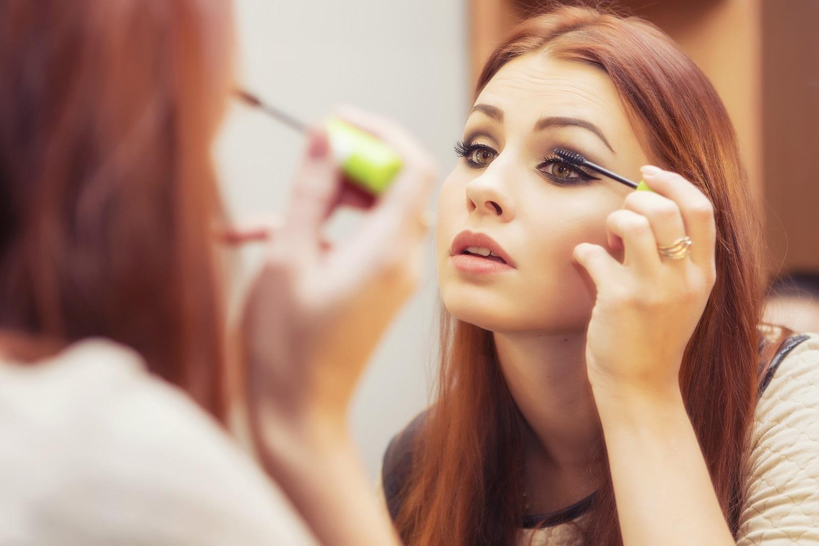 MakeUp für Brillenträger